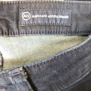 Ag Adriano Goldschmied Jeans - AG Jegging Super Skinny Fit Jeans Size 27 Denim
